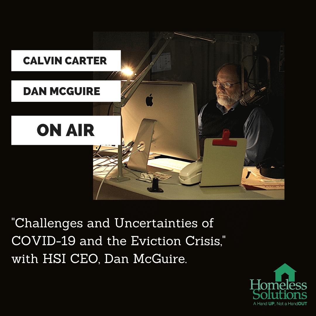 Calvin Carter & Dan McGuire